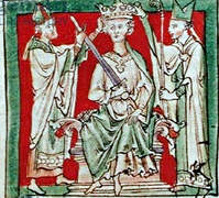 King Stephen, image from Wikipedia