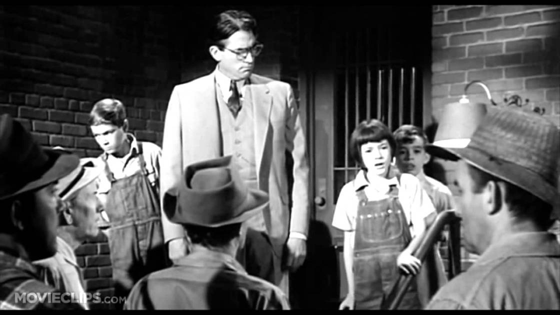 scout and the mob